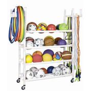 Lightweight Equipment Storage Cart