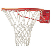 Deluxe Pro Basketball Net-Non Whip Chemically Treated - 7mm