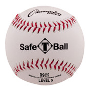 Level 5 Champion Sports Soft Compression Baseball - Ages 7 - 10