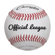 Champion Official League Full Grain Cowhide Leather Baseball