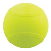 "High Visibility Yellow Safety Pitching Machine Softball - 12"""