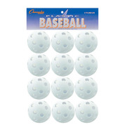 "9"" Plastic Baseball Retail Pack"