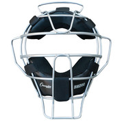 Silver Umpire Lightweight Umpire Face Mask