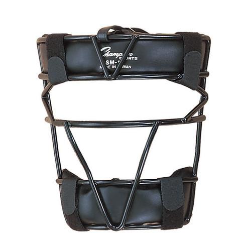 Heavy Duty Softball Catcher's Mask - Black