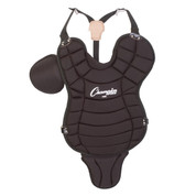 Black Pony League Chest Protector - 15 Inches Long