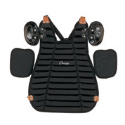 Inside Body Umpire Chest Protector with Separate Arm Pads