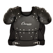 Outside Plastic Shield Professional Umpire Chest Protector - 15""
