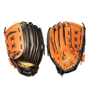 Baseball and Softball Leather and Vinyl Fielder's Glove  - Full Right - 11""
