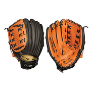 Baseball and Softball Leather Fielder's Glove  - Full Right - 11""