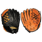 Baseball and Softball Leather and Vinyl Fielder's Glove  - Full Right - 12""