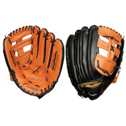 Baseball and Softball Leather and Vinyl Fielder's Glove - 13""
