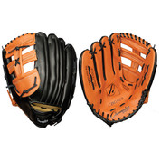 Baseball and Softball Leather and Vinyl Fielder's Glove  - Full Right - 13""
