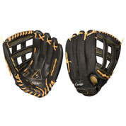 Baseball and Softball Leather and Nylon Glove - 12""