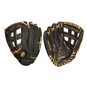 Baseball and Softball Leather and Nylon Glove  - Full Right - 12""