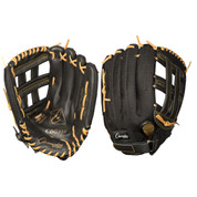 Baseball and Softball Leather and Nylon Glove - 13""