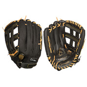 Baseball and Softball Leather and Nylon Glove  - Full Right - 13""