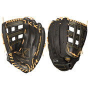 Baseball and Softball Leather and Nylon Glove - 14""