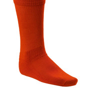 Orange Rhino All-Sport Tube Sock - Large: 10-13