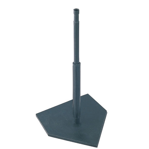 Deluxe Adjustable Telescoping Baseball Batting Tee