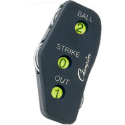 Plastic Oversized Baseball Umpire Indicator - Balls, Strikes, Outs
