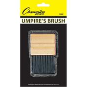 Champion Sports Baseball Umpire's Home Plate Brush