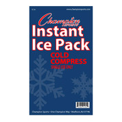 Sports Instant Single Use Cold Compress - Front