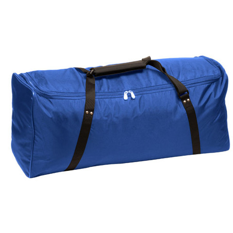 Heavy Duty Deluxe Team Equipment Bag - Royal Blue