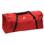 Heavy Duty Deluxe Team Equipment Bag - Red