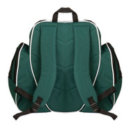 Dark Green  600D Polyester Deluxe All Purpose Backpack