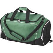 Green Polyester Waterproof Sports Equipment Bag