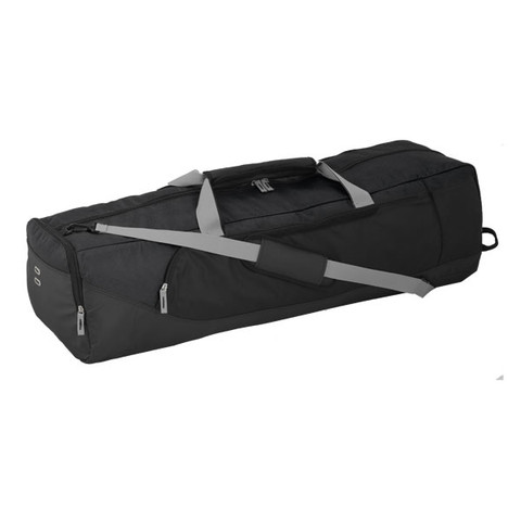 Black Lacrosse Equipment Bag