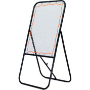 Lacrosse Bounce Back Target Passing Skills Trainer Net Black/Orange