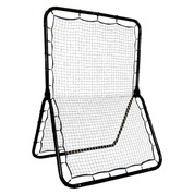 Double-Sided Lacrosse Sports Training Rebounder Net