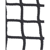 Official Size Tournament Quality Lacrosse Net with 6.0 mm Weather Treated Square Net Mesh