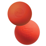 NOCSAE Orange Official Lacrosse Ball - NCAA/NFHS Approved