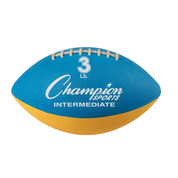 Intermediate Size Weighted Football Trainer - 3lbs