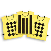 Sideline Referee and Official Pinnies or Vests