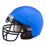 Royal Blue Nylon Stretch Football Helmet Cover