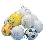 "Net Mesh Ball Bag Size: 24"" x 36"""