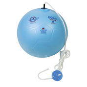 Teathered Training Foam Soccer Ball - Size 5