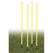 Outdoor Coordination and Agility Training Pole Set