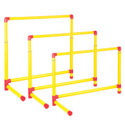 Champion Sports Ultra Adjustable Height Hurdle Set