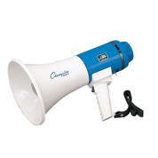 Adjustable Volume Sports Megaphone, 12-Watt, 1000 Yard Range