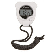 Economy Sports Stop Watch - White
