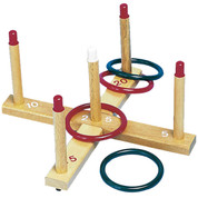 Kids Eye-Hand Coordination Game Ring Toss Set