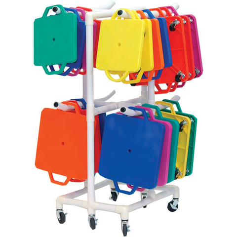 ABS Plastic Mobile Scooter Storage Transport Cart