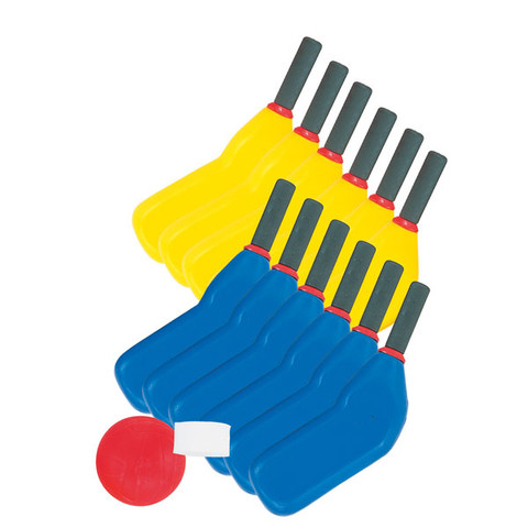 PE Games Scooter Hockey Set for 12 Players