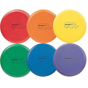Rhino Skin� Multicolor Soft Foam Disc Set