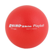 Red Rhino Skin Playball Soft Foam Game Ball