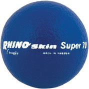 Royal Blue Rhino Skin Super 70 Soft Foam Multipurpose Game Ball